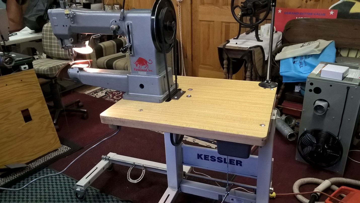 Ferdinand 900b check it out - Leather Sewing Machines ...