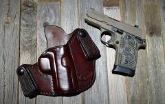 Sig P938 iwb brown