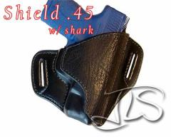Shield 45 Curved w/shark hide