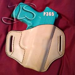 P365 simple holster