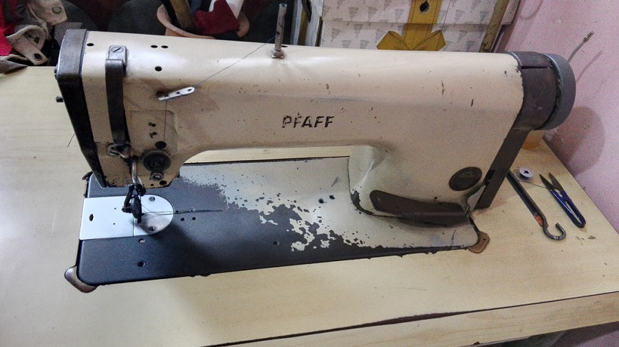 Pfaff 40 Help Leather Sewing Machines Leatherworkernet Mesmerizing Sewing Machine Help Forum