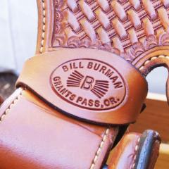 Bill Burman - Jim Harman - Texas Star Saddle