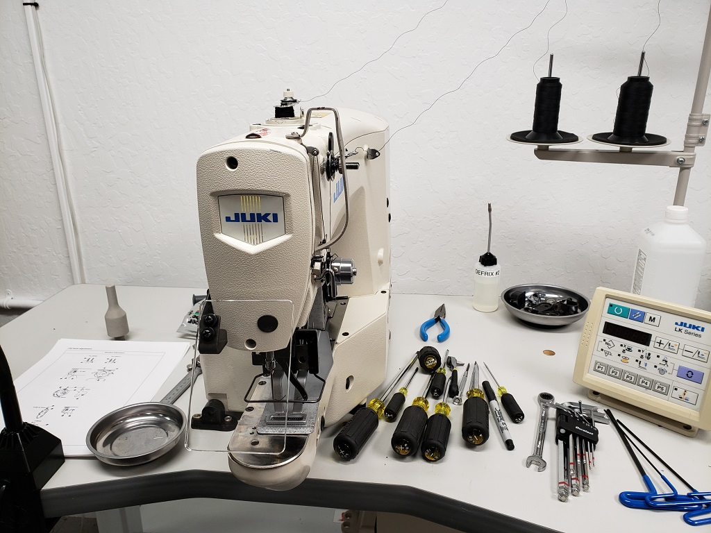 LK-1900A-HS - Leather Sewing Machines - Leatherworker net