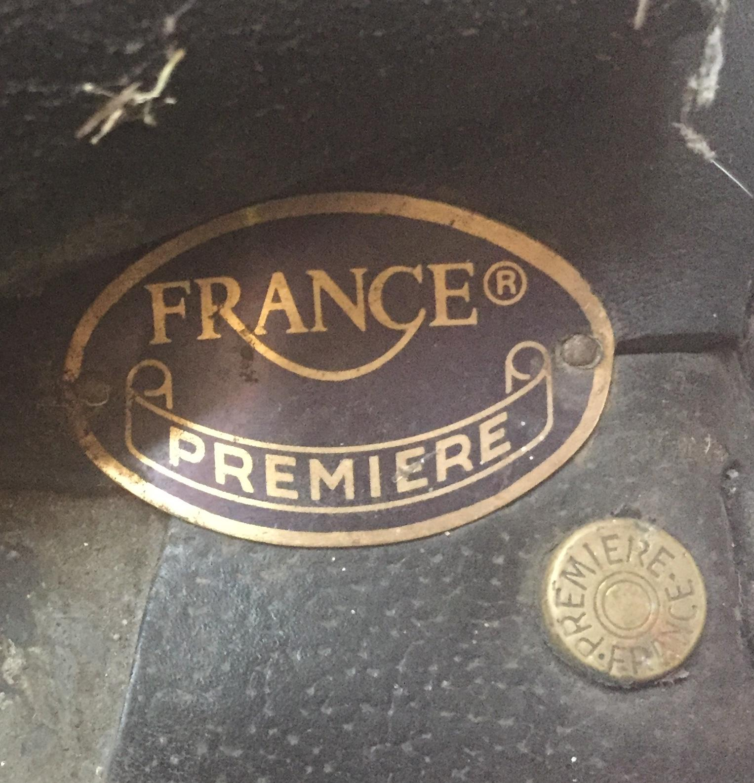 "Help to ID English saddle ""France premier"" - Saddle Identification"