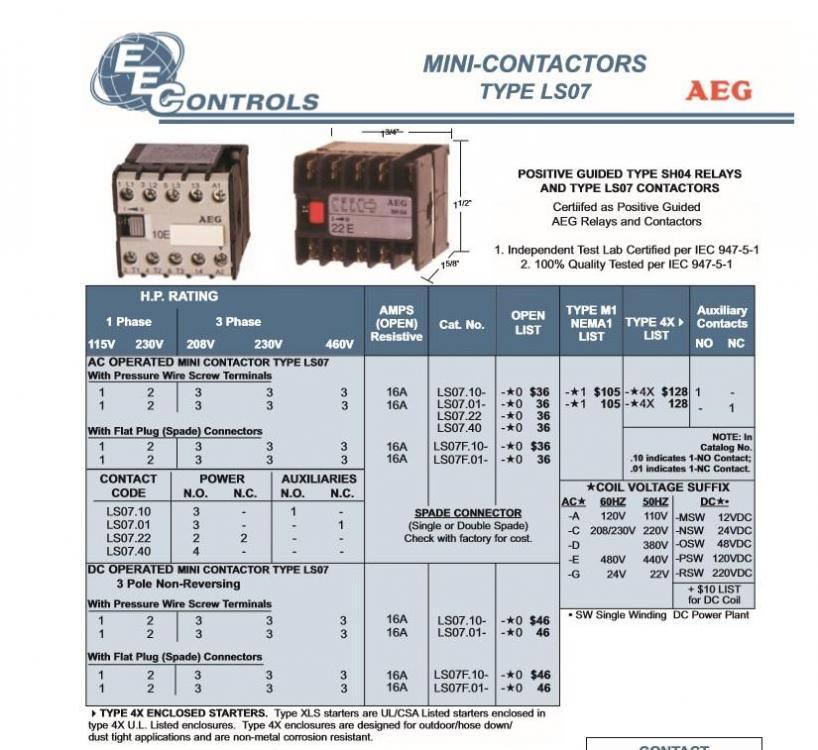 Aeg Ls07 Contactor Wiring Diagram - Bobcat T650 Wire Diagram -  foreman.1997wir.jeanjaures37.fr | Aeg Ls07 Contactor Wiring Diagram |  | Wiring Diagram Resource