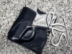 bullpup pocket holster solid black