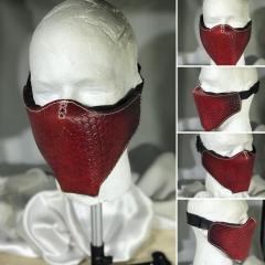 Outsiderleatherwork leather Masks