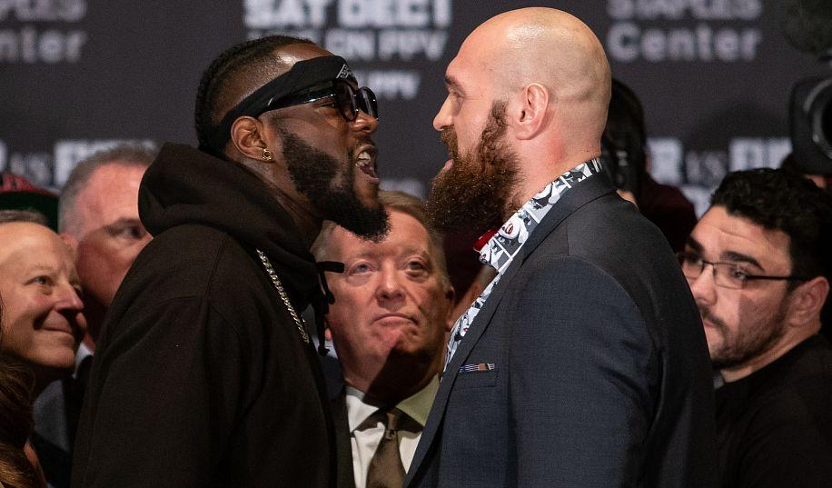 WILDER WINS COURT FURY. SUPER FUNCTIONS SHOULD HAVE A FIGHT IN SEPTEMBER