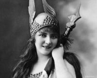 Viking Queen's Photo
