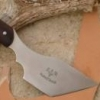 Another Custom Skiving Knife - last post by rawcustom