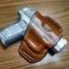 Reinforced Top Straps For Iwb Holsters - last post by Brooks125